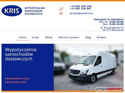 Wynajem busa z kierowcą Warszawa